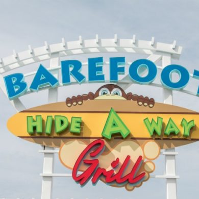 barefoot hide a way grill panama city beach fl