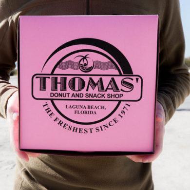 thomas donut